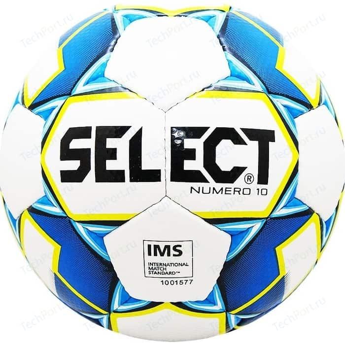 Мяч футбольный Select Numero 10 810508-020 р. 5