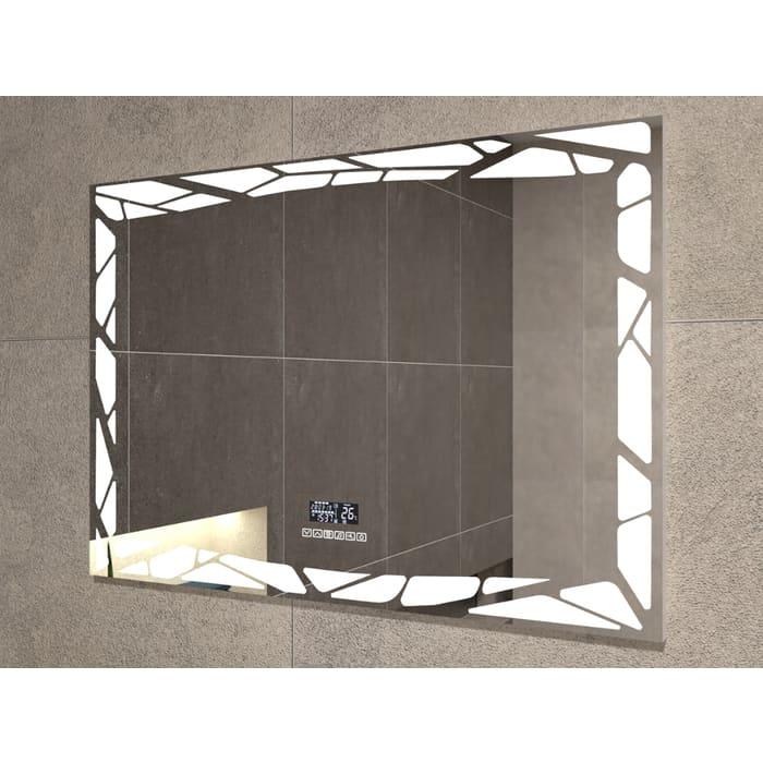 Зеркало VIGO Melissa Media Grey 100x70 (4640027140950)