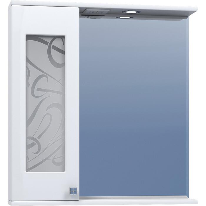 Зеркало-шкаф VIGO Provans №5 700 белый (2000170715894)