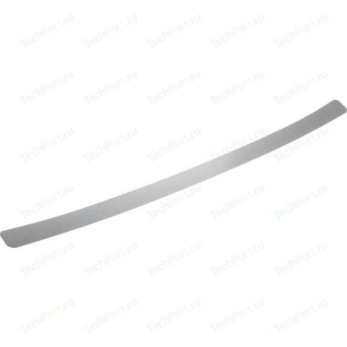 Накладка на задний бампер Rival для Kia Cerato IV (2018-н.в.), нерж. сталь, NB.2814.1