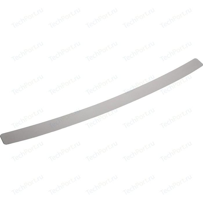 Накладка на задний бампер Rival для Lada Granta I рестайлинг универсал (2018-н.в.), нерж. сталь, NB.U.6012.1