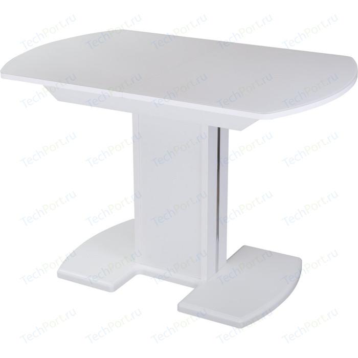 Стол Домотека Танго ПО-1 БЛ ст-БЛ 05-1 БЛ/БЛ стол домотека танго по бл ст бл 04 бл