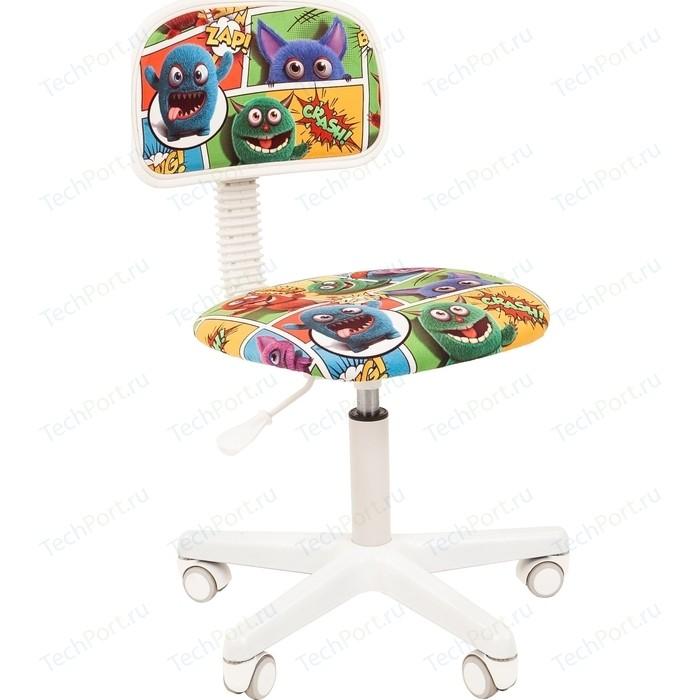 Кресло Chairman Kids 101 ткань монстры