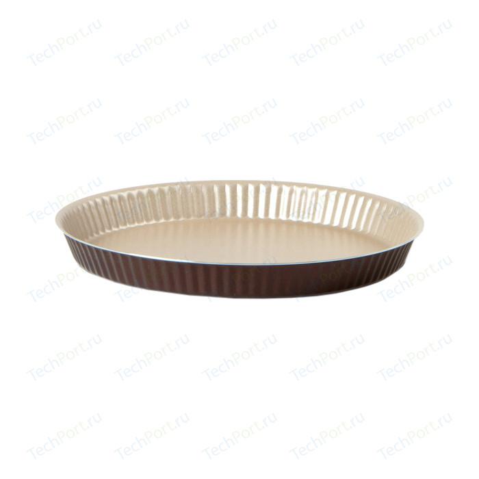 Форма для пирога TVS Dolce Idea рифлёная D 30 см 11928