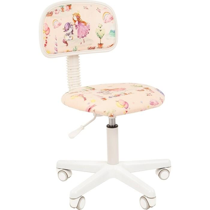 Кресло Chairman Kids 101 ткань принцессы
