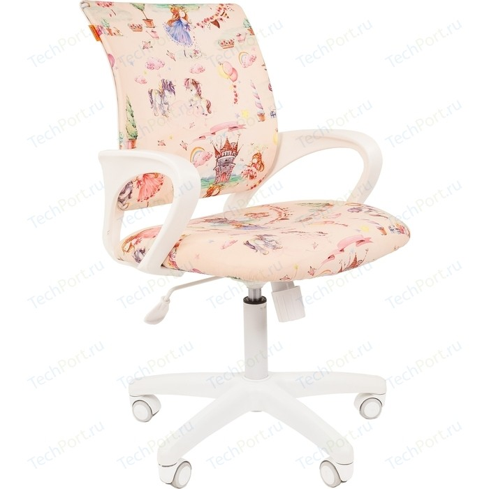 Кресло Chairman Kids 103 ткань принцессы