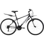 Купить Велосипед Challenger Agent 26 черный/серый белый 20'' отзывы покупателей специалистов владельцев