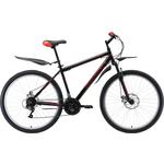 Купить Велосипед Challenger Agent 27.5 D черный/вишневый 16'' отзывы покупателей специалистов владельцев