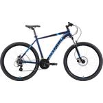 Купить Велосипед Stark 19 Router 27.3 HD голубой/черный 22'' отзывы покупателей специалистов владельцев
