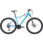 Купить Велосипед Stark 19 Viva 27.4 D голубой/серый/розовый 16''технические характеристики фото габариты размеры