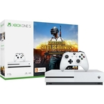 Игровая приставка Microsoft Xbox One S 1Tb white + игра Player Uknown's Battlegrounds (234-00311)