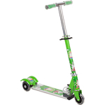 Самокат 3-х колесный Leader Kids JC-602 GREEN (зеленый) GL000374252