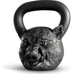 Купить Дизайнерская гиря Iron Head Кабан 16,0 кг купить недорого низкая цена