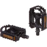 Купить Педали STG FP - 628, ось 1/2'' пластик черныетехнические характеристики фото габариты размеры