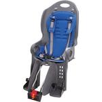 Купить Кресло детское на велосипед SunnyWheel заднее SW - BC 135, синяя накладка купить недорого низкая цена