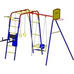Купить Детский спортивный комплекс Пионер дачный Юла МАКСИ с качелями купить недорого низкая цена