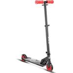 Купить Самокат Stels Vector 4'' V010 Черный/белыйтехнические характеристики фото габариты размеры
