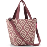 Сумка Reisenthel Shopper XS diamonds rouge ZR3065 размер 31х21х16 см