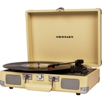 Виниловый проигрыватель CROSLEY CRUISER DELUXE [CR8005D-FW] fawn c Bluetooth