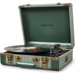 Виниловый проигрыватель CROSLEY EXECUTIVE DELUXE [CR6019D-PNE] c Bluetooth