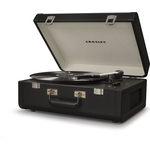 Виниловый проигрыватель CROSLEY PORTFOLIO PORTABLE [CR6252A-BK] black c Bluetooth