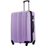 Комплект чемоданов L'CASE Bangkok Light purpule