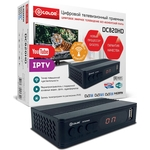 Тюнер DVB-T2 D-Color DC820HD