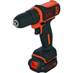Шуруповерт Black+Decker BDCDD12B-XK