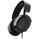 Игровые наушники SteelSeries Arctis 3 2019 Edition Black (61503)