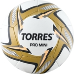 Купить Мяч футбольный Torres Pro Mini F31910 купить недорого низкая цена