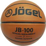 Купить Мяч баскетбольный JOGEL JB-100 р.7 отзывы покупателей специалистов владельцев