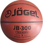 Купить Мяч баскетбольный JOGEL JB-300 р.5 отзывы покупателей специалистов владельцев