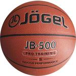 Купить Мяч баскетбольный JOGEL JB-500 р.5 отзывы покупателей специалистов владельцев