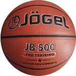 Купить Мяч баскетбольный JOGEL JB-500 р.6 отзывы покупателей специалистов владельцев