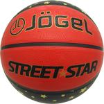 Купить Мяч баскетбольный JOGEL Street Star р.7 отзывы покупателей специалистов владельцев
