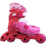 Купить Коньки роликовые раздвижные Action PW-085 р.35-38 отзывы покупателей специалистов владельцев