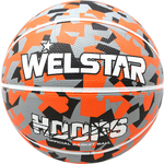 Купить Мяч баскетбольный Welstar BR2843-1 р.7 отзывы покупателей специалистов владельцев