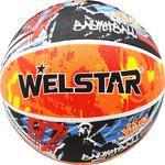 Купить Мяч баскетбольный Welstar BR2894B р.7 отзывы покупателей специалистов владельцев