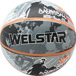 Купить Мяч баскетбольный Welstar BR2894C р.7 отзывы покупателей специалистов владельцев