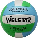 Купить Волейбольный мяч Welstar VMPVC4333E р.5 отзывы покупателей специалистов владельцев