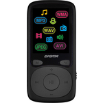 MP3 плеер Digma B4 8Gb black
