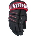 Купить Перчатки хоккейные Warrior ALPHA QX3 (QX3GSR7-NRD10) р.10 купить недорого низкая цена