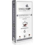 Кофе в капсулах Single Cup Coffee Espresso 7 (10 шт.)