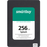 SSD накопитель SmartBuy SSD 256Gb Splash SBSSD-256GT-MX902-25S3