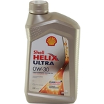 Моторное масло Shell HELIX ULTRA 0W-30 1 л