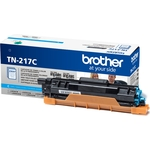 Картридж Brother TN-217C голубой 2300 стр.