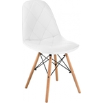 Стул Woodville Eames PC-147 белый
