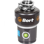 Измельчитель пищевых отходов Bort Titan Max Power (FullControl)