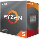 Процессор AMD AMD Ryzen 5 3400G BOX (3.7GHz up to 4.2GHz/4x512Kb+4Mb, 4C/8T, Picasso, 12nm, 65W, Radeon Vega 11 1400MHz, unlocked, AM4)