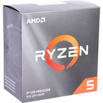 Процессор AMD AMD Ryzen 5 3600 BOX (3.6GHz up to 4.2GHz/6x512Kb+32Mb, 6C/12T, Matisse, 7nm, 65W, unlocked, AM4)